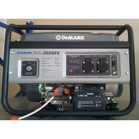 Бензиновый генератор DeMark DMG-3500FE