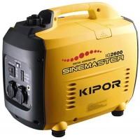 Бензиновый генератор цифровой KIPOR IG2600