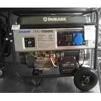 Бензиновый генератор DeMark DMG-7500FE