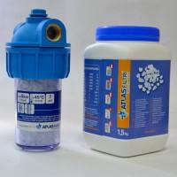 Фильтр-колба для водонагревателя, посудомоечных, стиральных машин