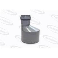 Редукция канализационная диаметром 100 и 50 (бутылка)
